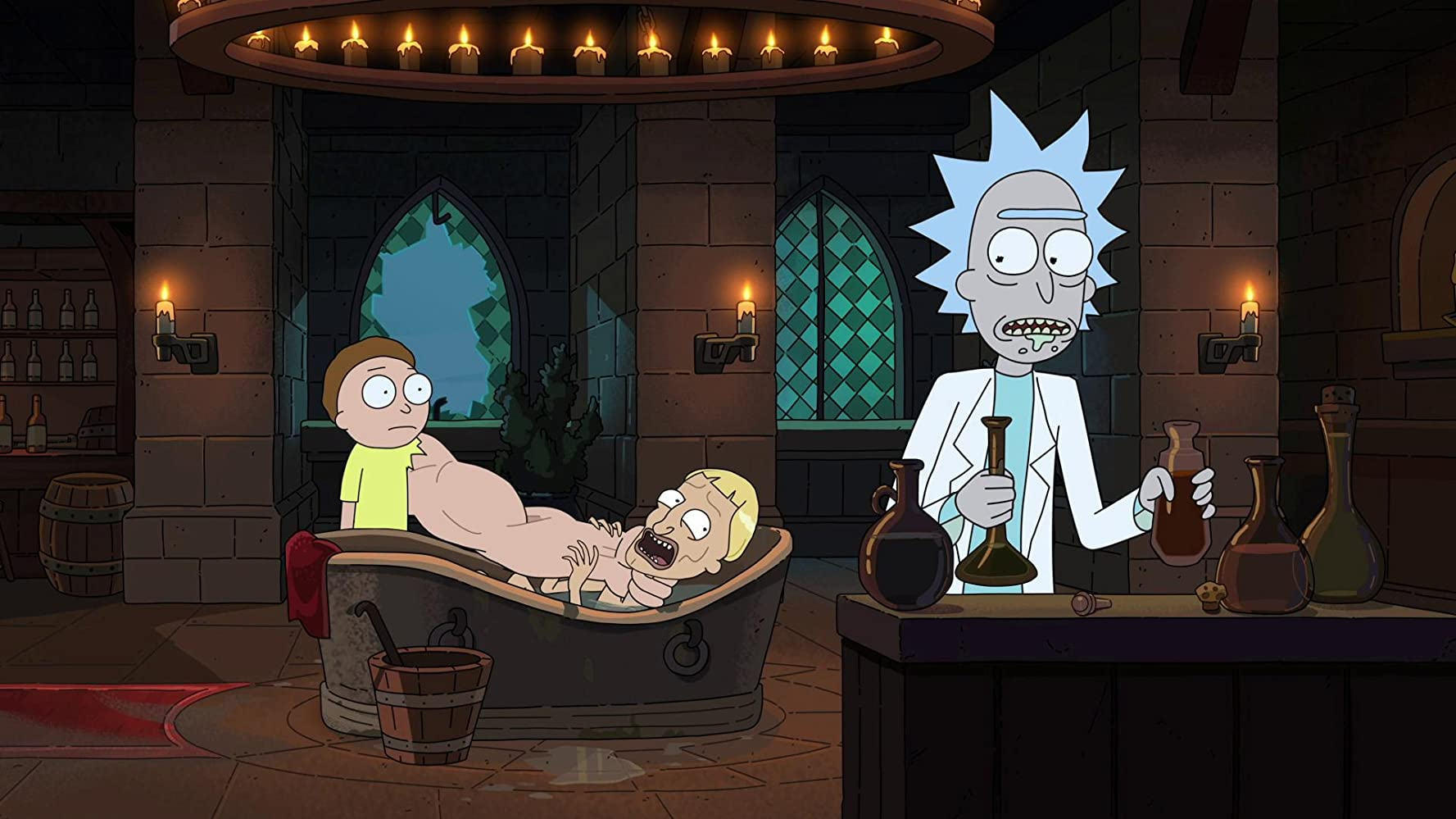Rick and Morty 3ª Temporada