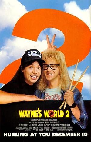 Poster Wayne's World 2