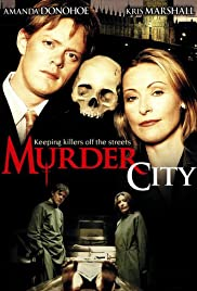 Murder City Poster - TV Show Forum, Cast, Reviews