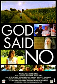 God Said No Poster