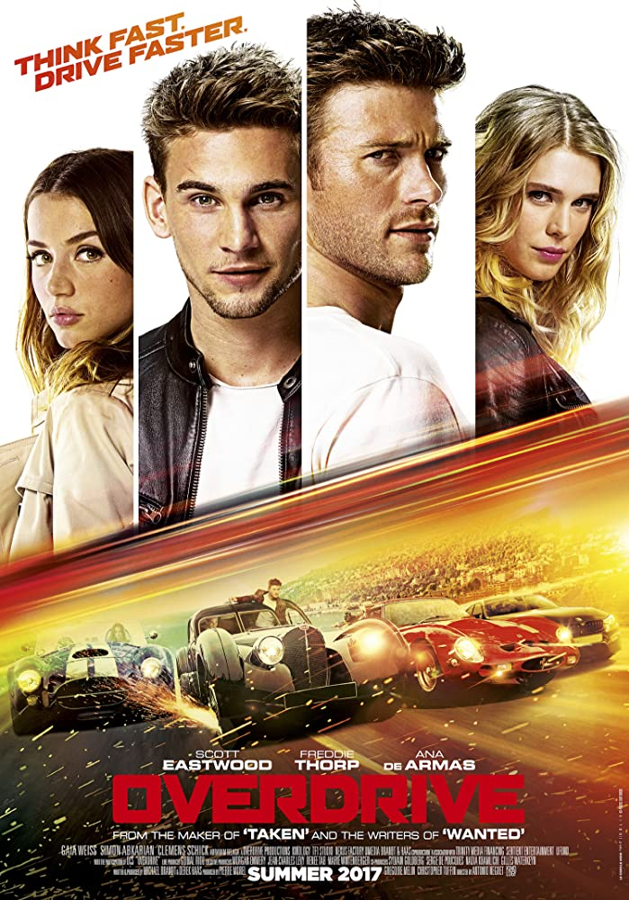 Overdrive (2017), film online
