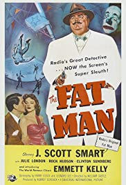 The Fat Man (1951) Poster - Movie Forum, Cast, Reviews