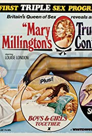 Mary Millington's True Blue Confessions Poster