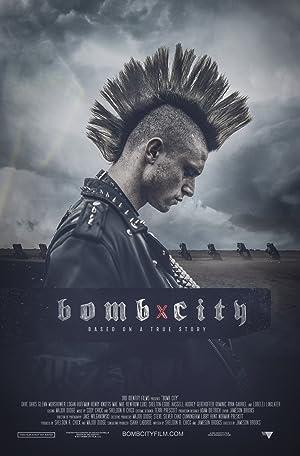 Poster Bomb City
