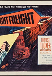 Night Freight Poster