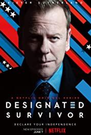 Designated Survivor - Season 1 (2016) poster