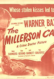 The Millerson Case Poster