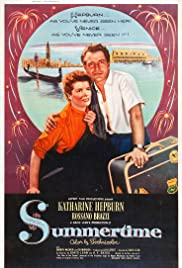 Summertime (1955) Poster - Movie Forum, Cast, Reviews