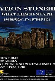 Operation Stonehenge Poster
