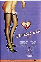 Image of Delirios de amor: Párpados