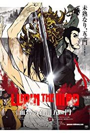 Nonton Film Lupin the Third: The Blood Spray of Goemon Ishikawa (2017)