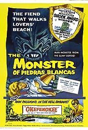 The Monster of Piedras Blancas(1959) Poster - Movie Forum, Cast, Reviews