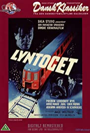 Lyntoget Poster