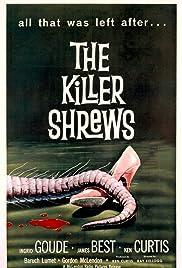 The Killer Shrews(1959) Poster - Movie Forum, Cast, Reviews