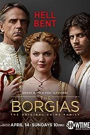 The Borgias - Season 3 poster