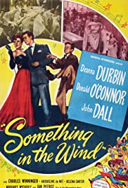 Something in the Wind(1947) Poster - Movie Forum, Cast, Reviews