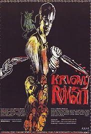 Krvavý román Poster