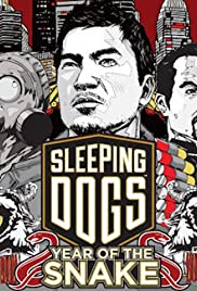 Sleeping Dogs: Year of the Snake Poster