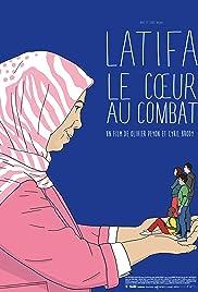 Latifa, le coeur au combat Poster