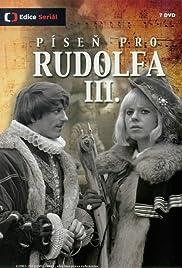 Písen pro Rudolfa III. Poster