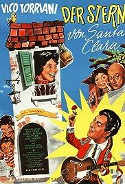 Der Stern von Santa Clara Poster