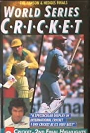 Benson & Hedges World Series Cup 2nd Final: Australia vs West Indies Poster