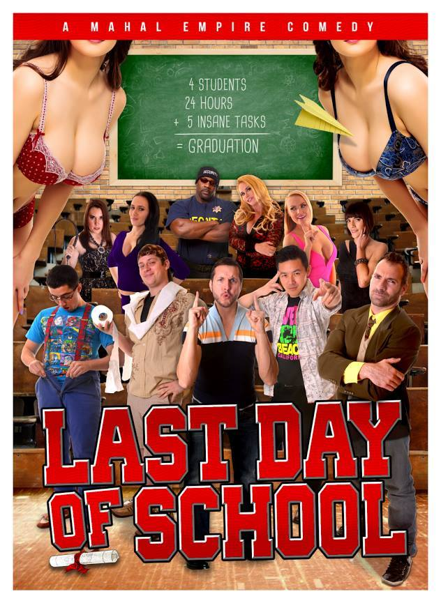 image Last Day of School (2016/I) Watch Full Movie Free Online