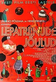 Lepatriinude jõulud Poster