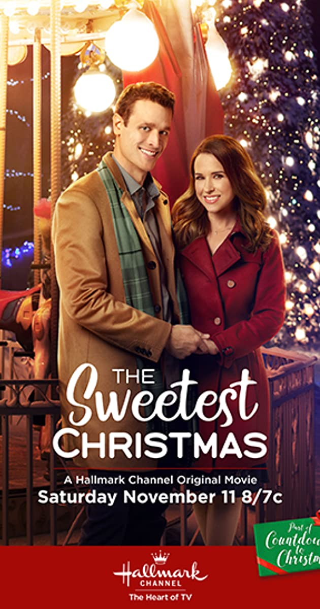 the sweetest christmas tv movie 2017 imdb
