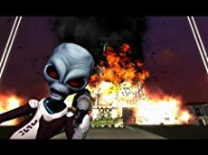 Destroy All Humans! Path of the Furon (VG)