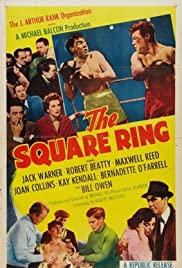 The Square Ring Poster