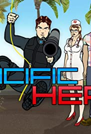 Pacific Heat Poster - TV Show Forum, Cast, Reviews