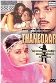 Thanedaar Poster