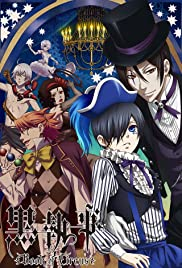 Black Butler: Book of Circus Poster - TV Show Forum, Cast, Reviews