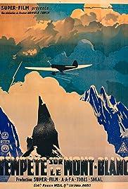 Storm Over Mont Blanc(1930) Poster - Movie Forum, Cast, Reviews