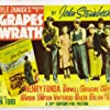 Henry Fonda, John Carradine, Jane Darwell, Dorris Bowdon, Frank Darien, and Russell Simpson in The Grapes of Wrath (1940)