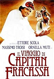 The Voyage of Captain Fracassa (1990) Poster - Movie Forum, Cast, Reviews