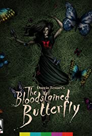 The Bloodstained Butterfly Poster