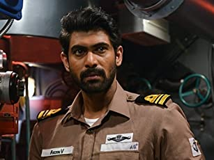 Rahul Singh and Rana Daggubati in The Ghazi Attack (2017)