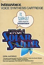 TRON Solar Sailer Poster