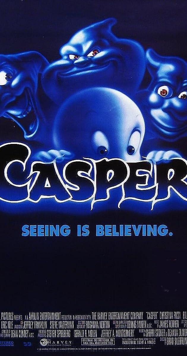 Kasparas / Casper (1995) Online