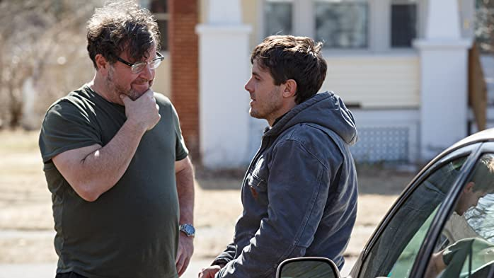 Casey Affleck and Kenneth Lonergan in Manchester by the Sea (2016)