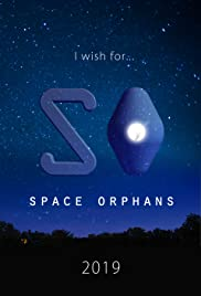 Space Orphans Poster