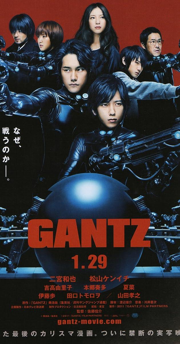 Gantz O Stream Deutsch