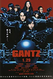Gantz(2010) Poster - Movie Forum, Cast, Reviews