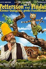 Pettersson und Findus - Kleiner Quälgeist, große Freundschaft Poster