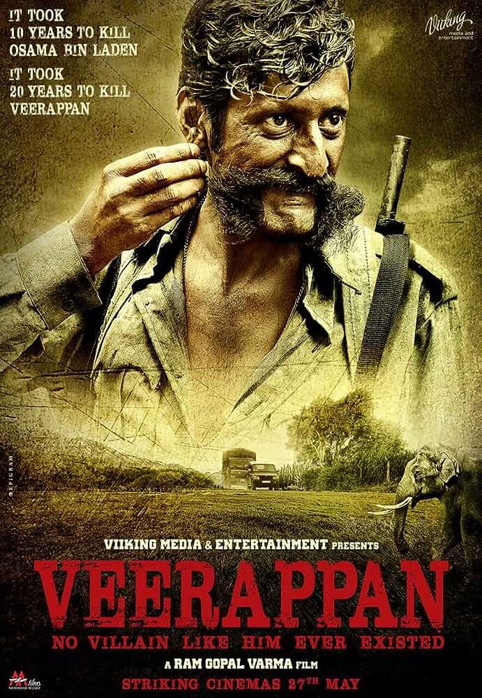 Veerappan 2016 Hindi Full Movie 720p HDRipfull movie watch online free download at movies365.lol