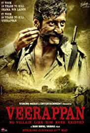 Veerappan 2016 1080p Untouched WebHD AVC AAC-WeTv-ExcluSivE – 2.6 GB