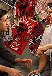 Being Adam Poster