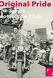 Original Pride: The Satyrs Motorcycle Club Poster